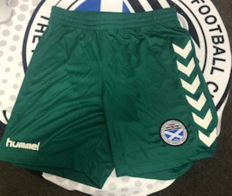 Adult Away Shorts (Small)