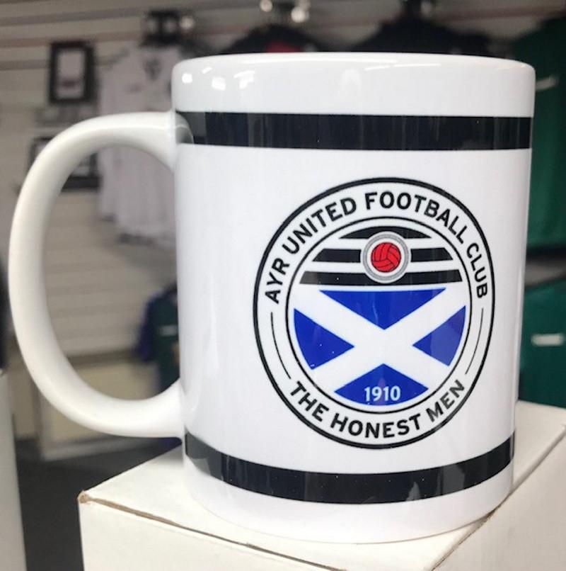 AUFC Mug (White)