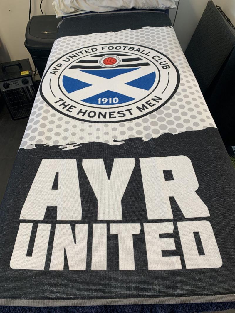 Ayr United Beachtowel