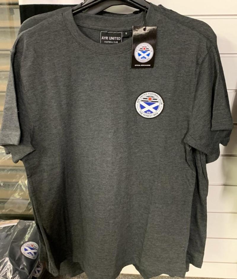 Charcoal T Shirt (XXXL)