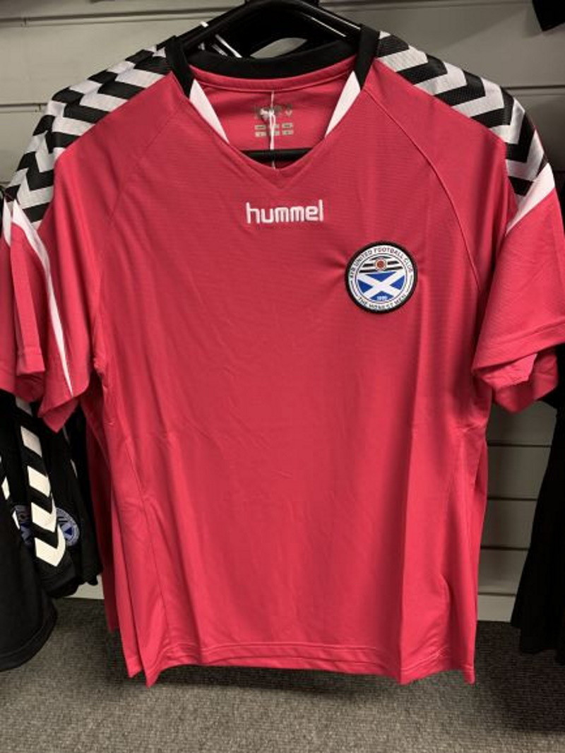 Hummel Authentic Charge Poly Jersey Bright Rose (Medium)