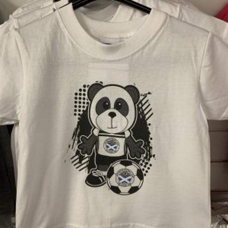 Kids Panda T Shirt