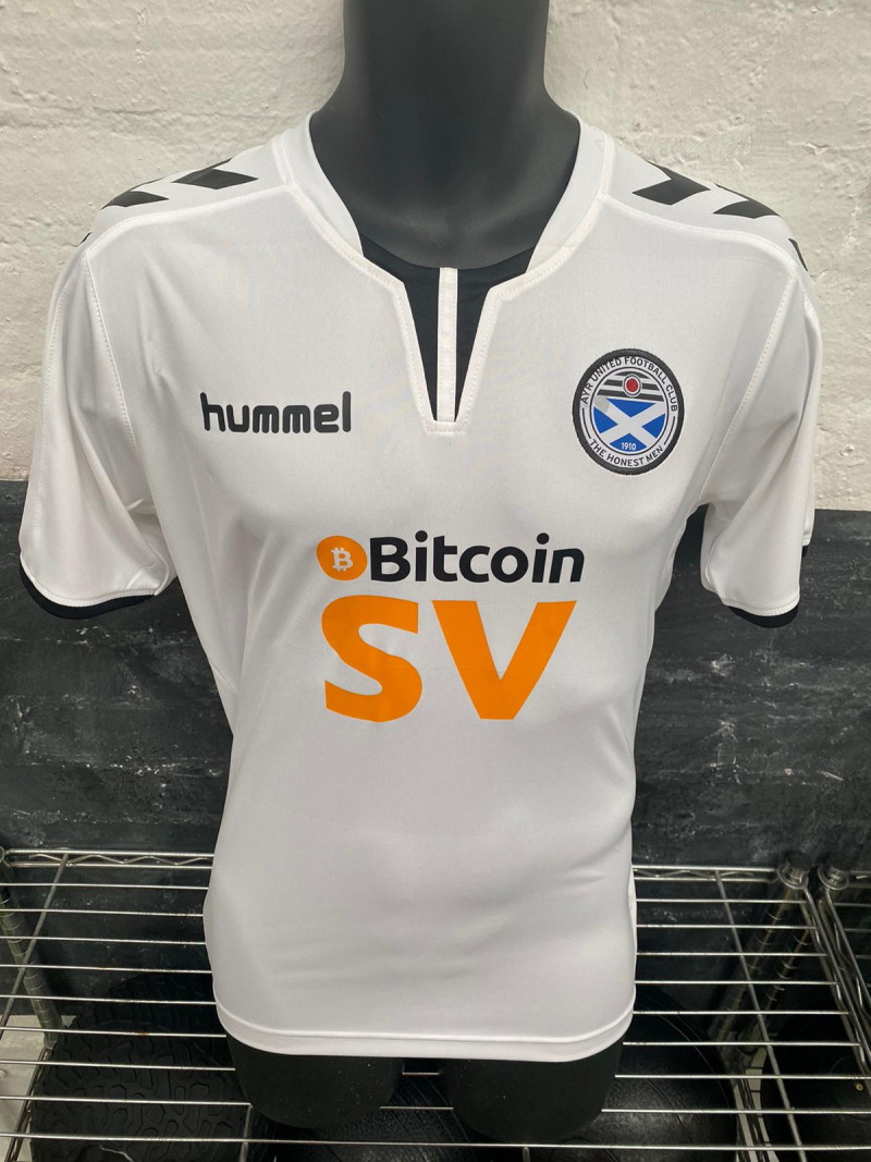 Replica Home Top 2020/21 Youth (Size: 140-152)